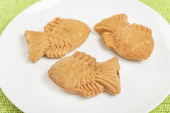 Figure cookies Stock Images