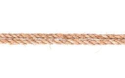 figure corde du double huit de noeud Photographie stock libre de droits