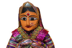 Figure Crafts of India Royalty Free Stock Photos