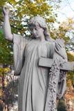 Figure d'ange photographie stock libre de droits