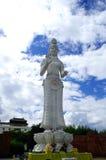 Figure de Bouddha image libre de droits