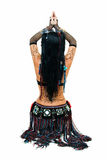 Figure de danseur tribal images libres de droits