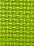 figure di plastica in 3d verde con struttura Immagini Stock