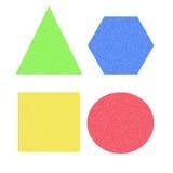 Figure e colori immagine stock libera da diritti
