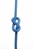 Figure eight knot Stock Photos