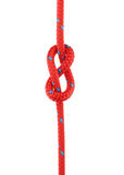 Figure of Eight Knot Royalty Free Stock Photography