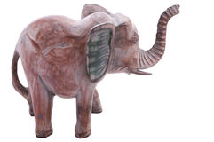 Figure of an elephant Stock Photography