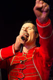 Figure of Freddie Mercury in Madame Tussauds, London Royalty Free Stock Photos