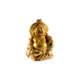 The figure of the god Hotei Royalty Free Stock Image