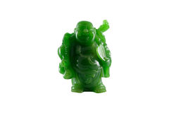 The figure of the god Hotei Royalty Free Stock Photos