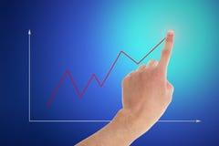 Figure Graph Stock Photos