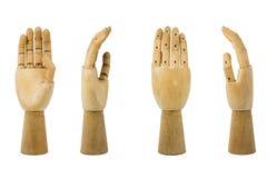Figure hand royalty free stock photo