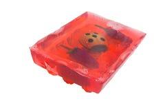 Figure homemade soap Stock Photos