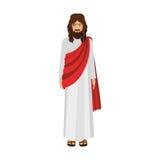 Figure human of Jesus Christ Stock Photos