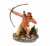 Figure indian Royalty Free Stock Photos