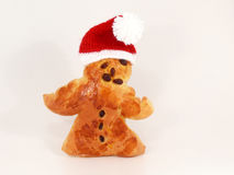 figure, made of pastry Stock Photography