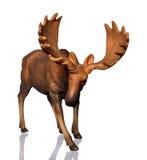 Figure of a moose Stock Image