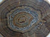 Figure naturali Minerali e strutture ed ambiti di provenienza semipreziosi delle pietre fotografia stock libera da diritti