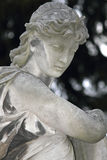 Figure Of Angel Royalty Free Stock Photo