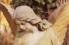 Figure Of Angel Stock Photo