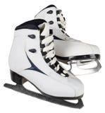 Figure patins de glace Photo libre de droits