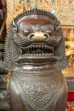 Figure in the royal palace of Bangkok, Thailand Royalty Free Stock Image