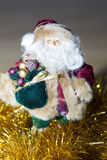Figure of Santa Claus. Royalty Free Stock Photo