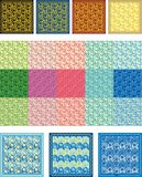 Figure sjaal-2 Stock Fotografie