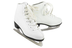 Figure skate Stock Photo