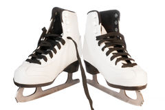 Figure skate Stock Image