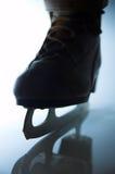 Figure skate stock photos