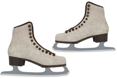 Figure Skate Royalty Free Stock Images