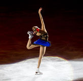 Figure skater Stock Photography