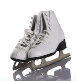 Figure Skates Stock Photography