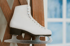 Figure skates Royalty Free Stock Image