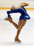 Figure skating competitions Royalty Free Stock Photo