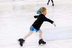 Figure skating Stock Images