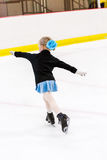 Figure skating Royalty Free Stock Images