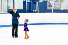 Figure skating Royalty Free Stock Photography