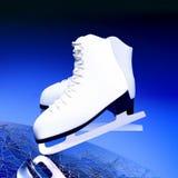 Figure skating, sports. Royalty Free Stock Image
