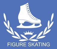 Figure skating Royalty Free Stock Photography