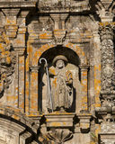 Figure of St. James as a pilgrim Royalty Free Stock Images