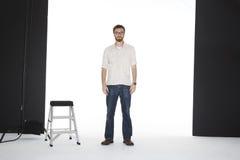 figure studio Στοκ Φωτογραφίες