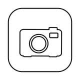 Figure symbol camera icon. Illustraction design Royalty Free Stock Photo