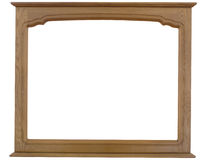 Figured frame Royalty Free Stock Photos