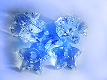Figured ice Royalty Free Stock Photography