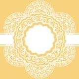 Figured pattern Royalty Free Stock Image