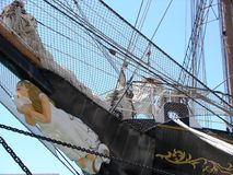 The figurehead Stock Images