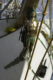 Figurehead Cuauhtémoc Royalty Free Stock Image