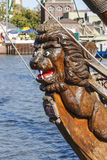 A figurehead Stock Image